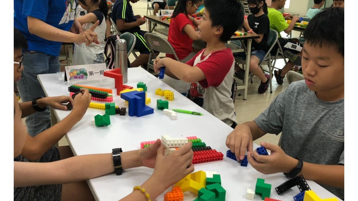 數學好好玩趣味營 初登場廣獲好評