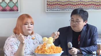 韓國網紅初體驗 吃遍臺北美食變身旗袍美人