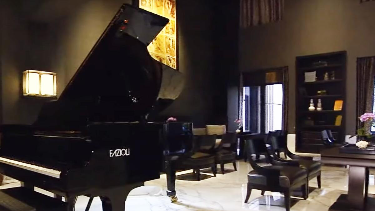 義國寶名師親設計 打造博物館級首席豪宅