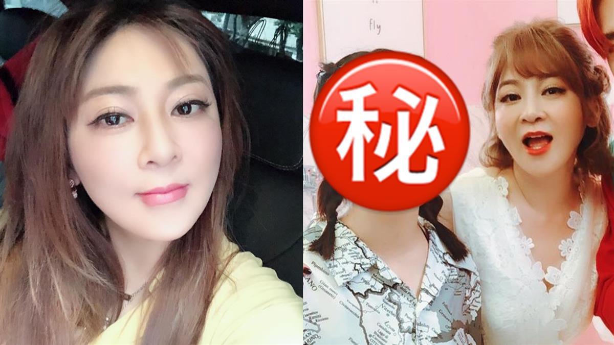 王彩樺超漂亮16歲女兒曝光!網暴動搶認岳母