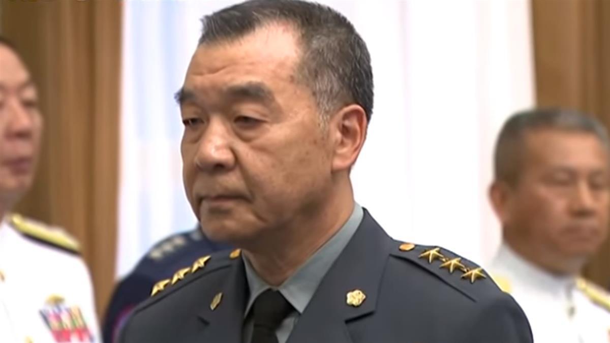 退輔會主委邱國正 接任新國安局長
