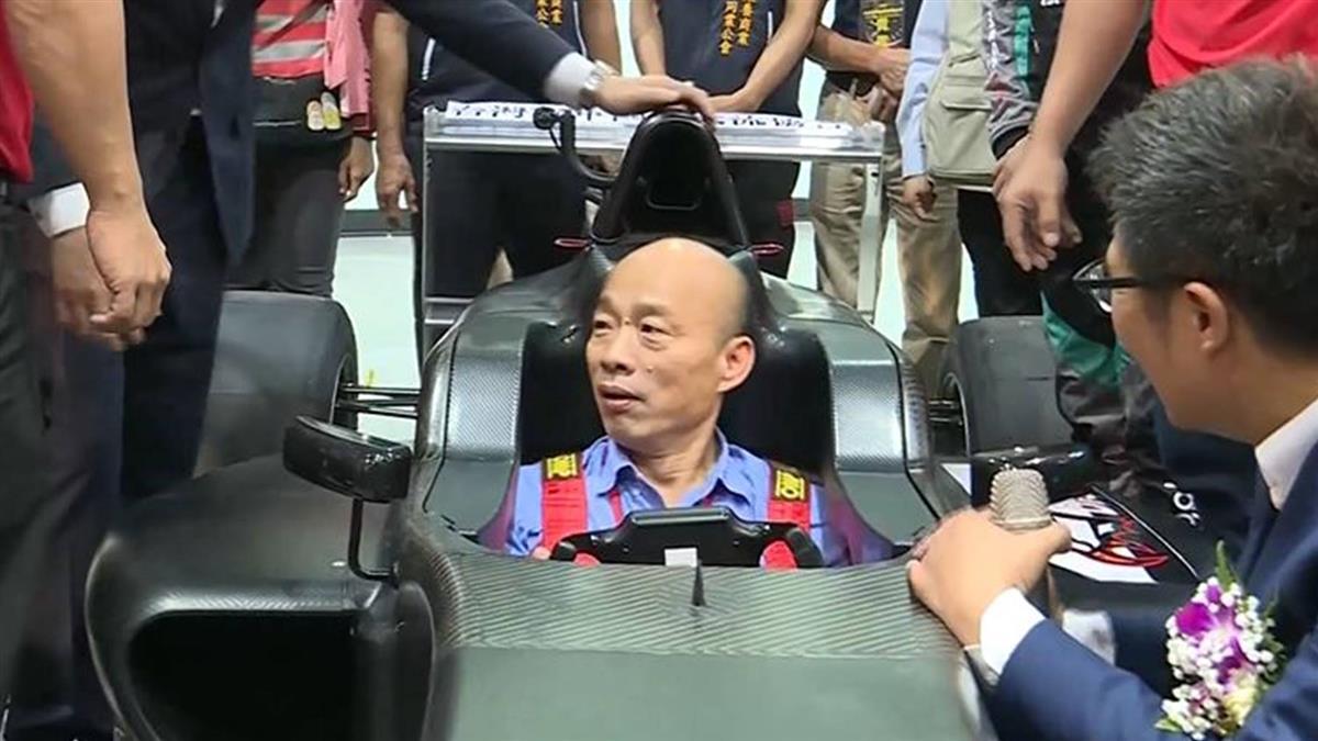 高雄發展賽車產業 預計10月辦直線加速賽