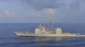 大陸恐被激怒?美軍:已派軍艦通過台灣海峽