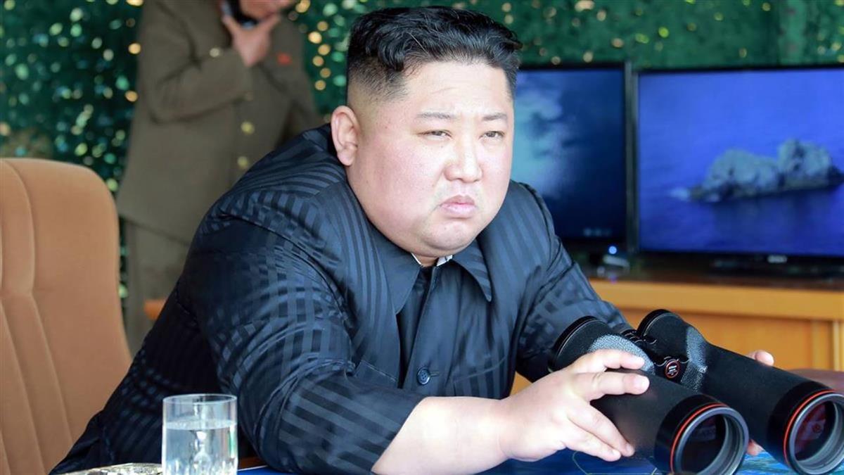 北韓25日試射新武器 金正恩指導