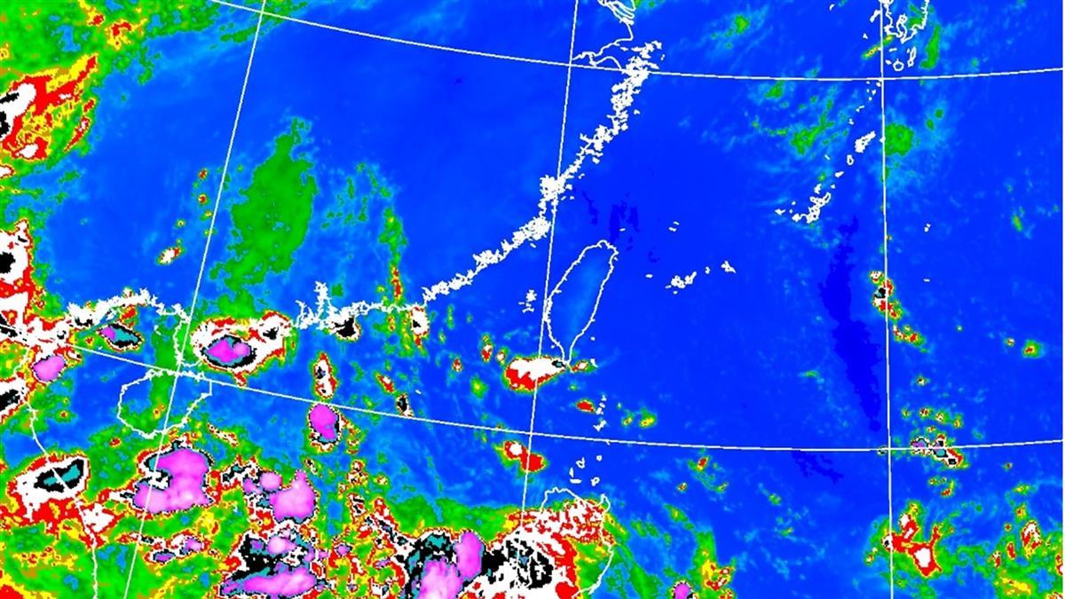 7號颱風恐生成!今各地炎熱 週四起變天