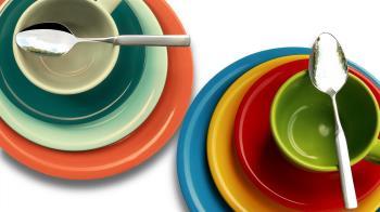 鮮豔矽膠餐具到底耐不耐熱 你吃的安全嗎?
