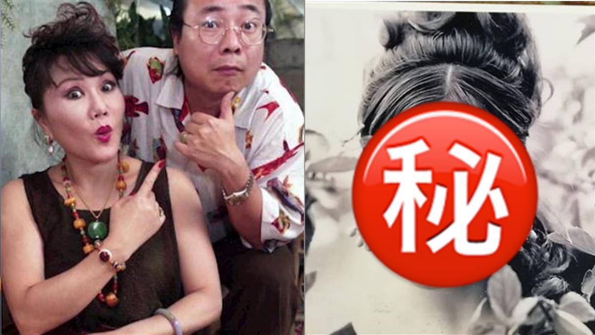 澎澎40年前辣照曝光!網震驚:超像林青霞