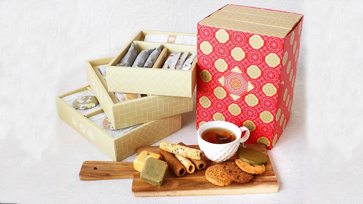 中秋送禮做愛心 買一盒月餅幫助一個家庭