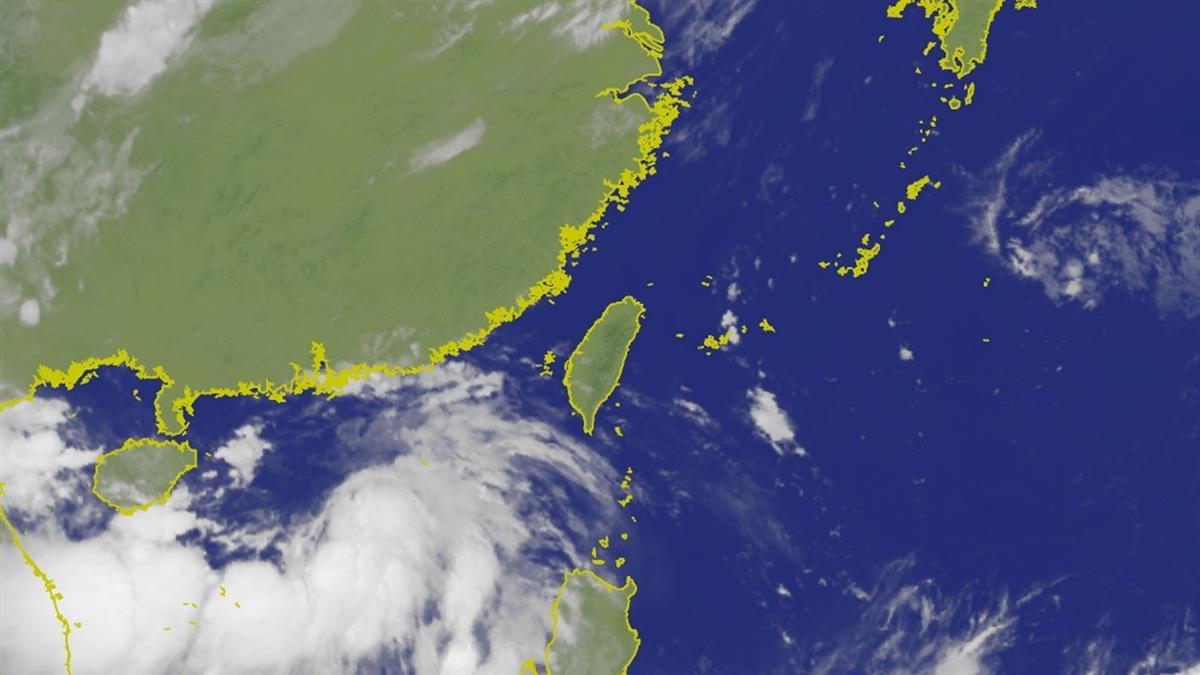 颱風薇帕最快今形成!明起變天 雨區擴大