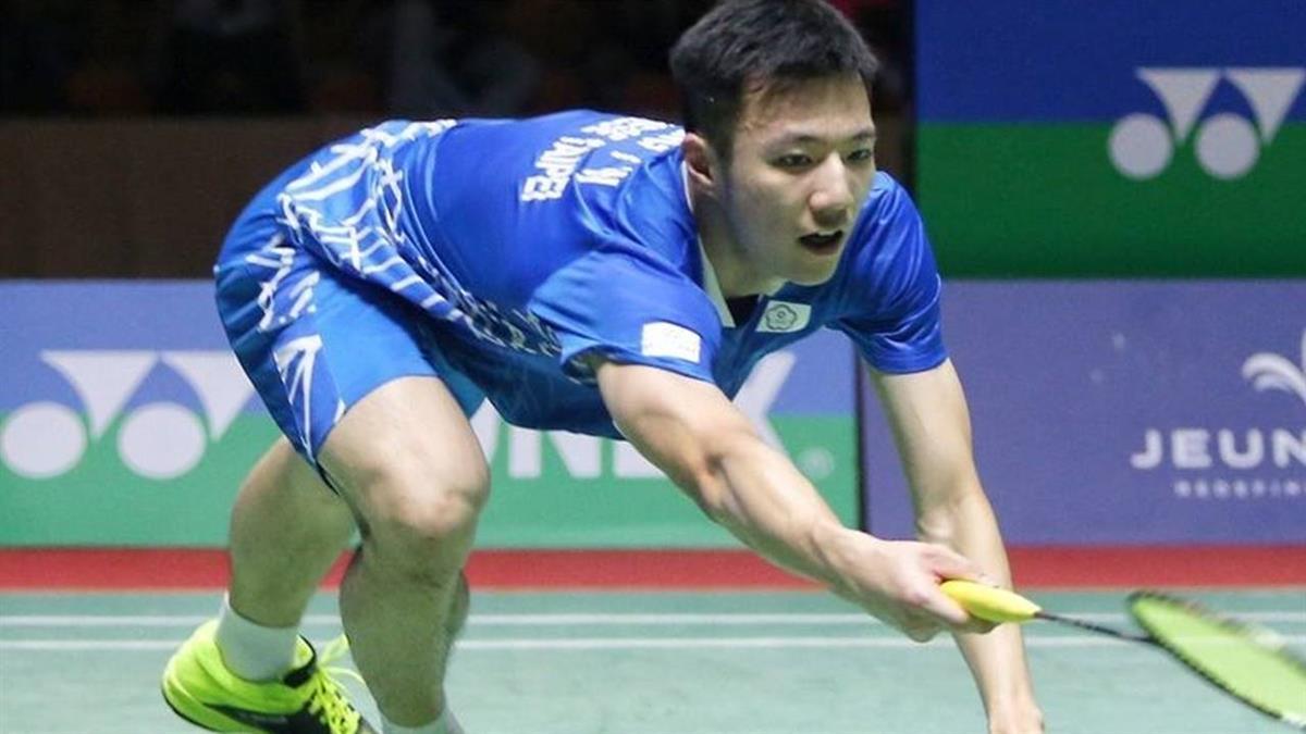 泰國羽賽扳倒前球王諶龍 王子維爆冷闖進16強