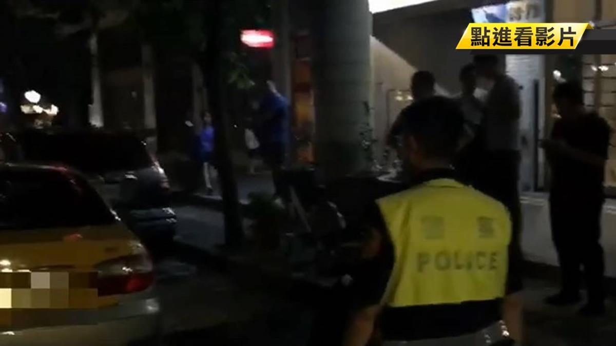 質疑計程車繞路 醉男痛毆運將還劫車