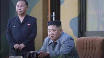 一周內第3次!北韓再朝日本海試射短程飛彈