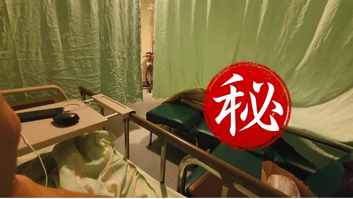 男獨住院…鄰床女家屬每晚逼近!見這部位嚇壞