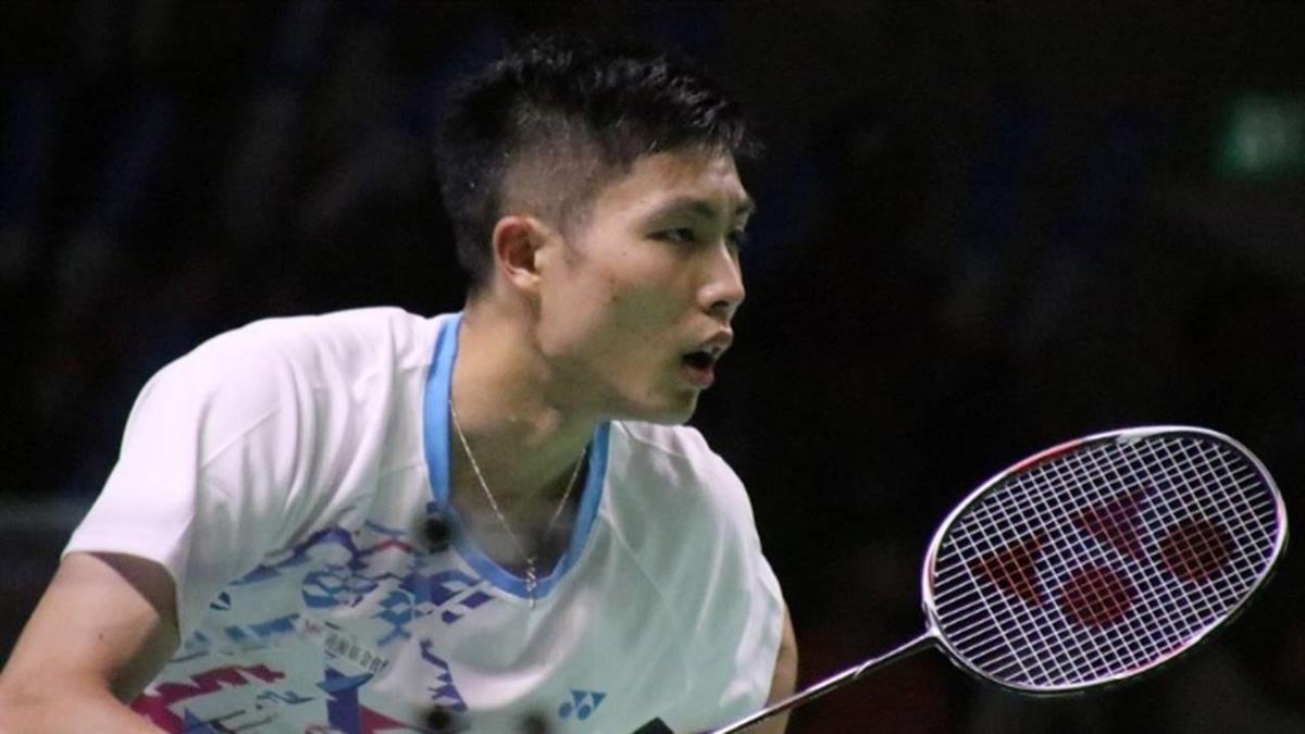 泰國羽球公開賽 周天成輕取西本拳太進4強