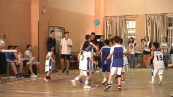 最萌身高差! 籃球夏令營小學生對抗SBL球星