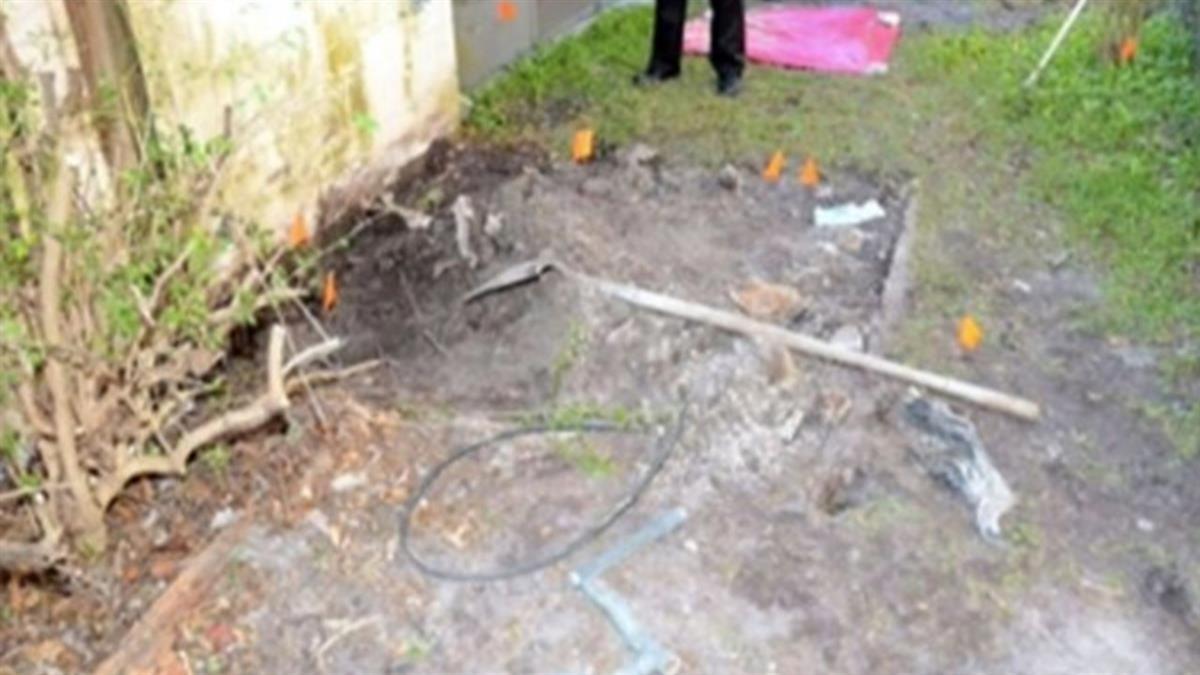 3歲兒目睹父殺母!沒人相信…23年後挖出骨骸