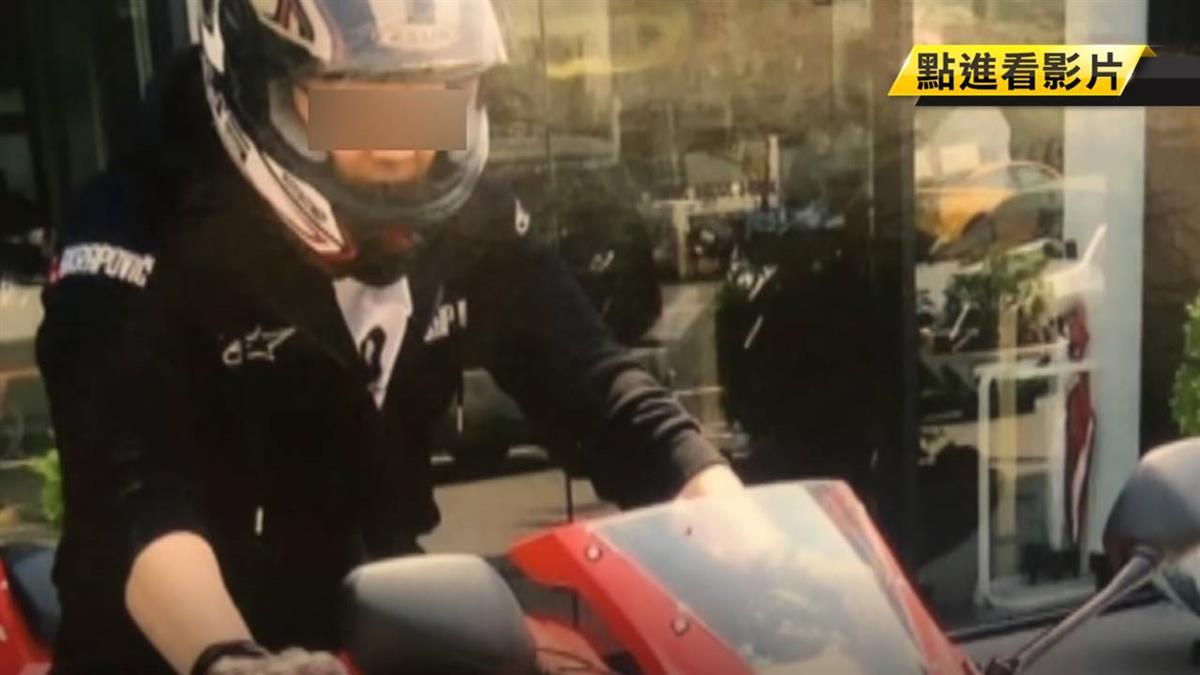 23歲職軍兒騎重機自撞亡 母提283國賠敗訴痛哭