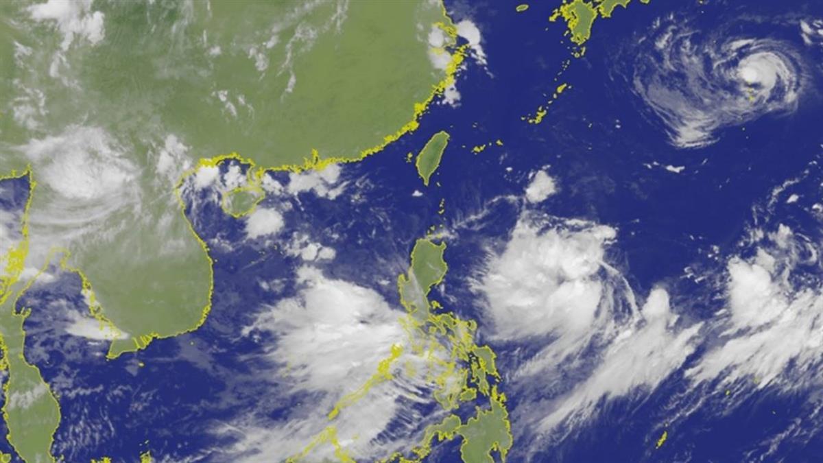 又有颱風將形成!吳德榮:恐多颱共舞