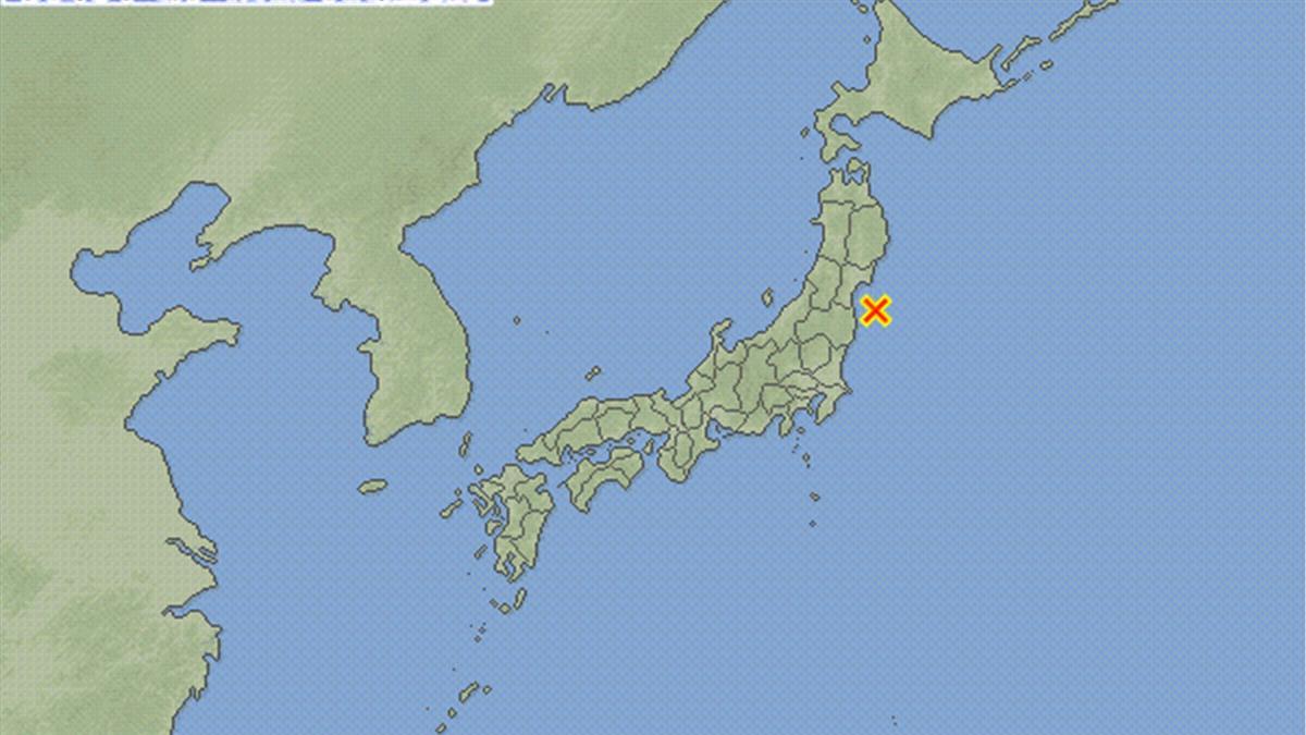 日本福島縣6.2強震!全國多處有強烈震感