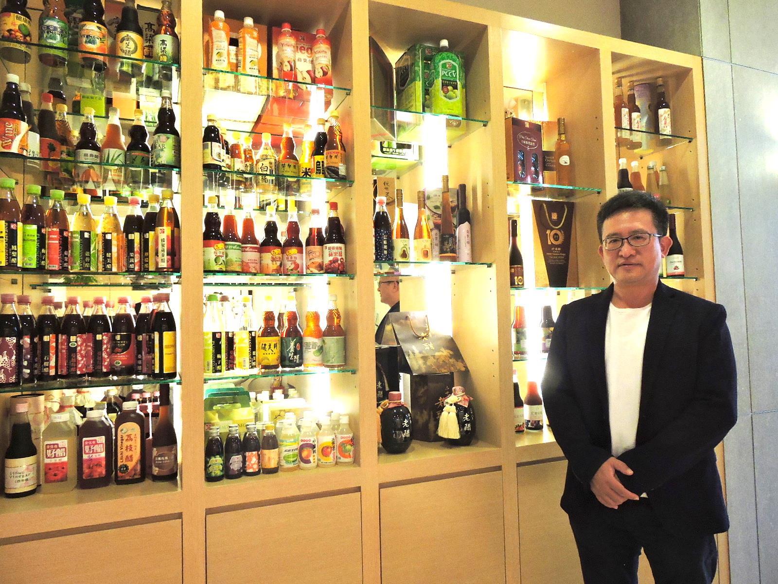 健康醋品牌「百家珍」走過半世紀 異業結盟拓展醋飲市場