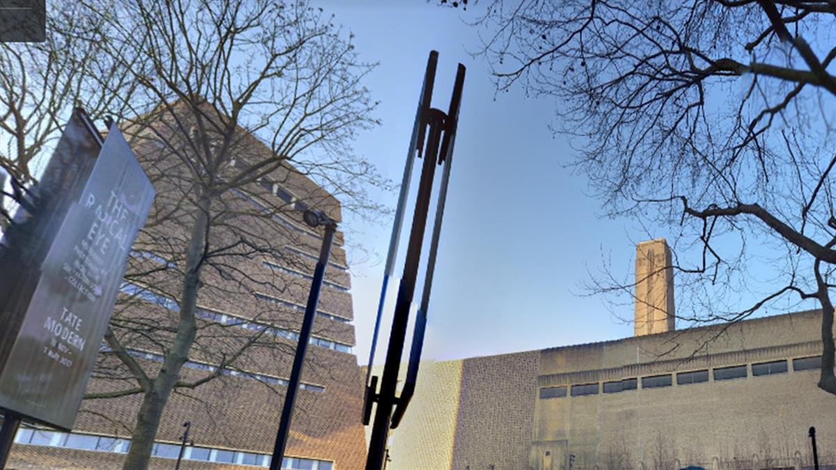 6歲童逛美術館 驚遭陌生男從10樓丟下