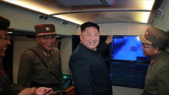 南韓軍方:北韓兩度又向海上發射不明飛行體