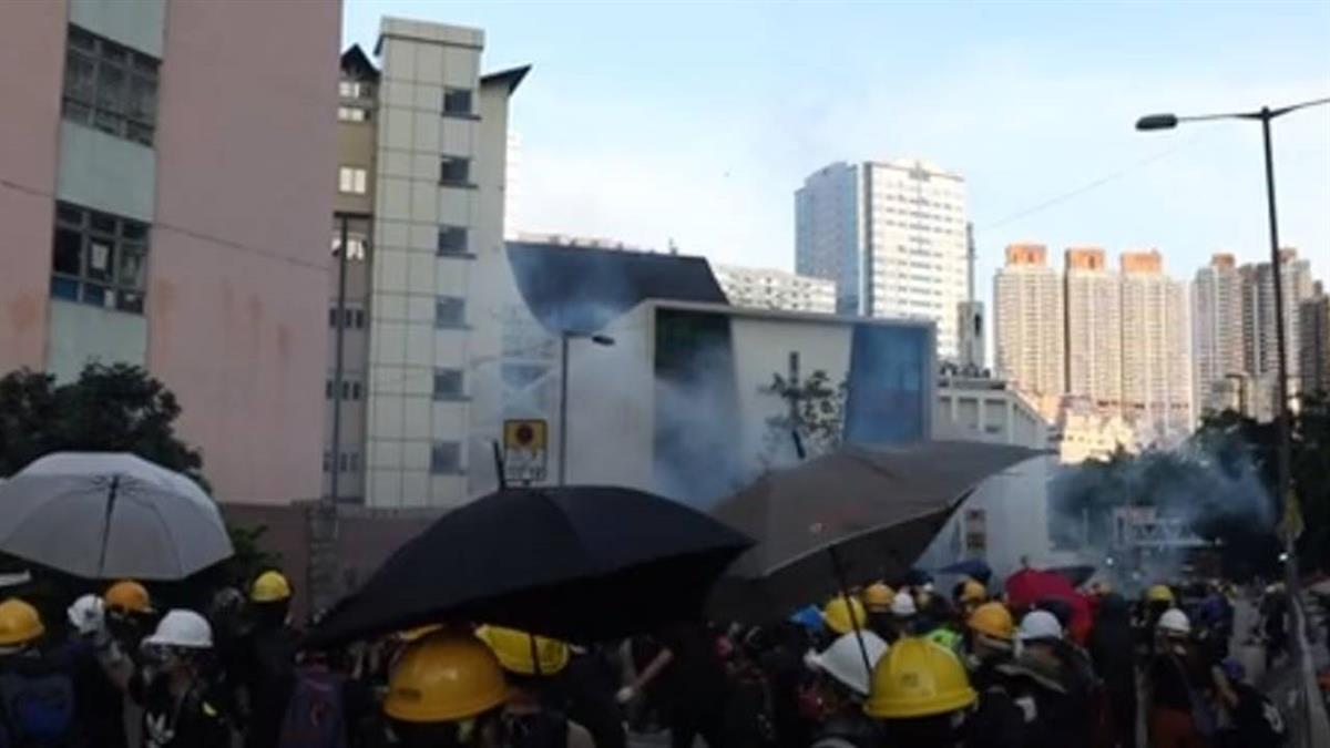憂北京軍事干預 外媒:恐撼動港金融地位