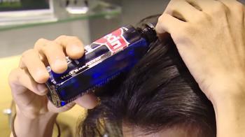 夏日高溫頭皮出油 機車族養護髮有對策