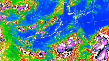 利奇馬持續增強!氣象局鬆口:不排除升級強颱