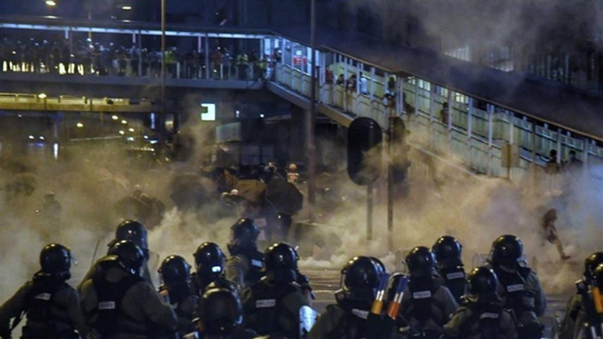 稱香港內部動盪 美將旅遊警示升至第2級