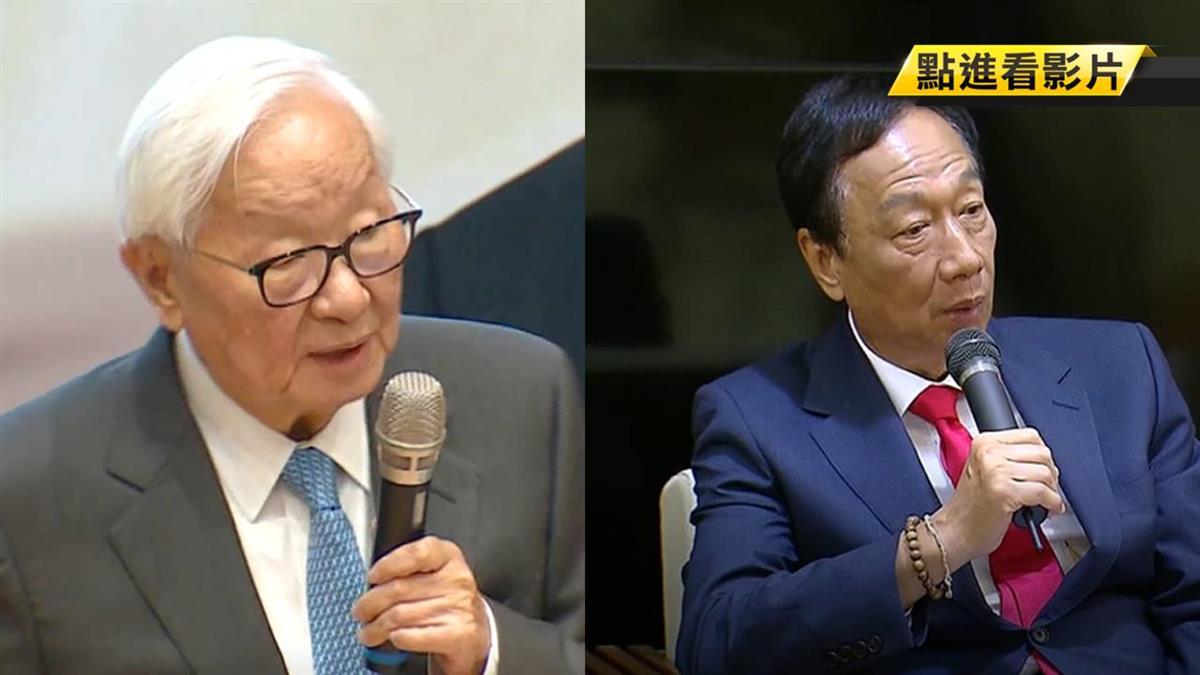 藍營拉攏郭台銘 2關鍵人物曝光