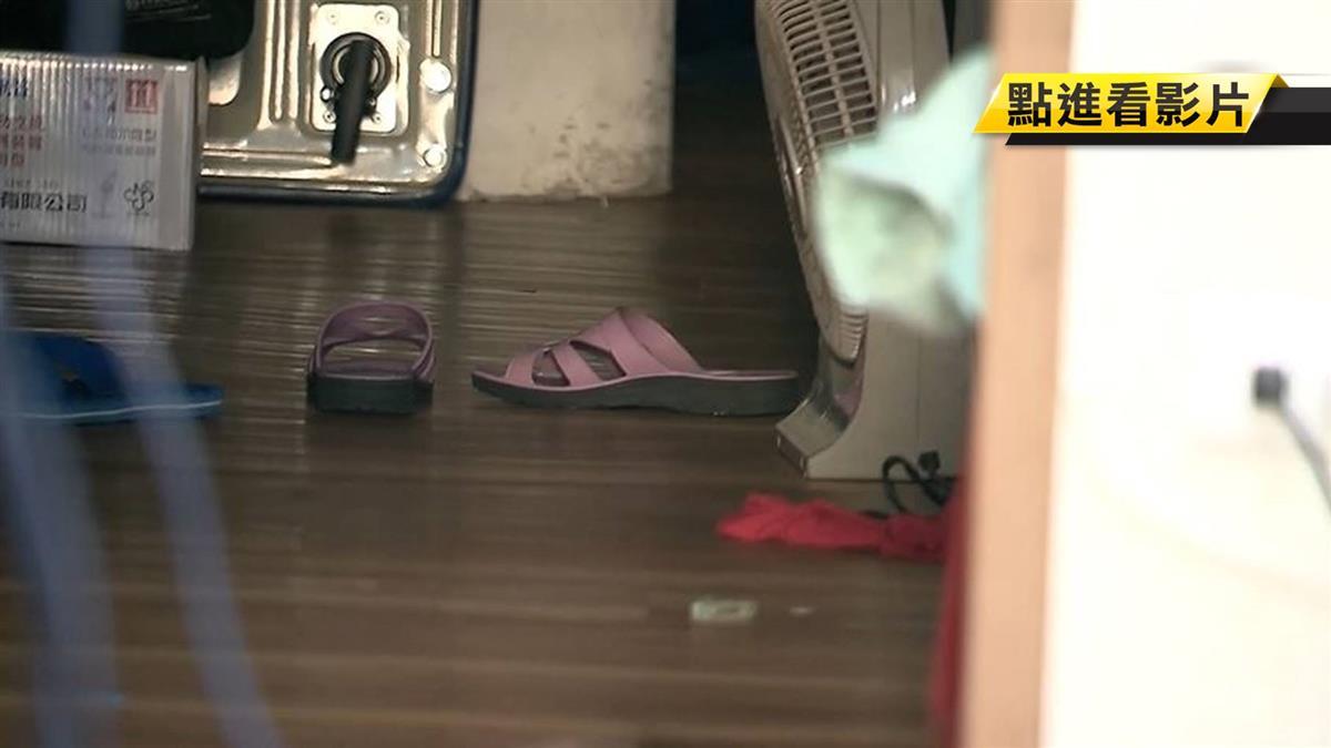 清晨強震!6旬婦睡夢中遭50kg鐵櫃壓 宣告不治