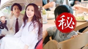 林宥嘉帥兒抓週!正面照曝光 網驚:神似丁文琪