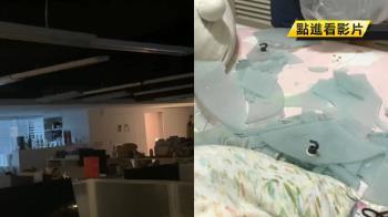 雙北震度達4級 民眾困電梯、南港驚傳瓦斯外洩