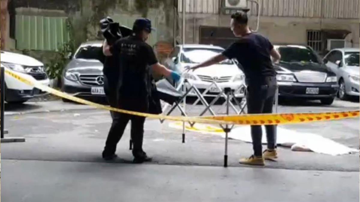悲慟父親節!男教師13樓墜落慘死 車內獨留1歲子