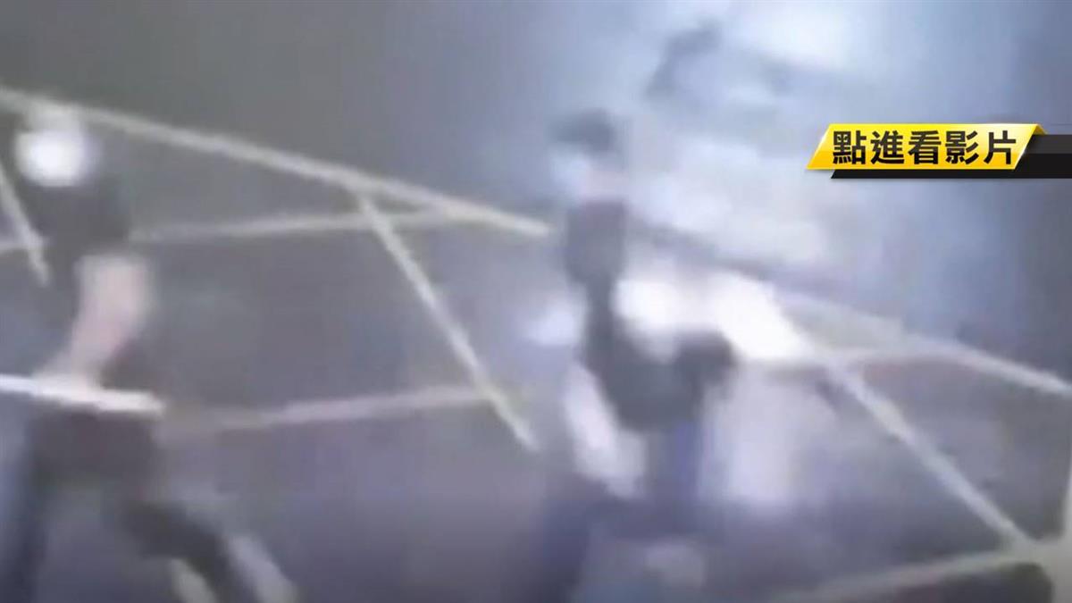 疑債務糾紛!男吃宵夜…遭7惡煞埋伏砍3刀