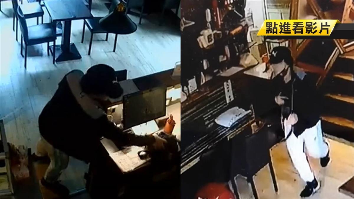 颱風來襲忙防颱!知名拉麵店門沒鎖慘遭竊