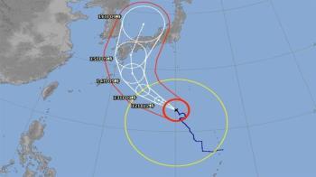 颱風柯羅莎具備危險3要素 15日恐登陸日本!