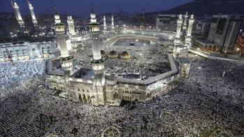 穆斯林麥加朝聖第3天 石擊惡魔儀式登場