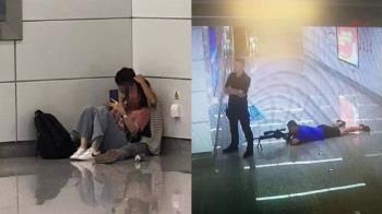 18歲男挾持正妹 靠香肩輕語…突揮刀 警狙擊爆頭