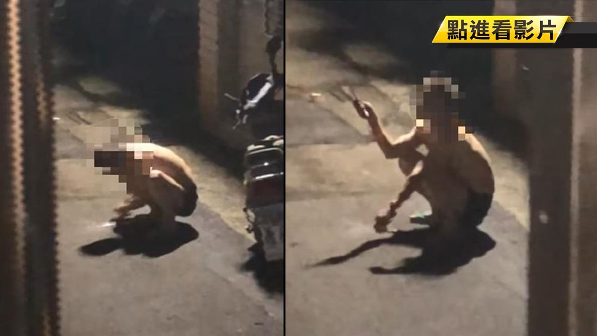 男遭控磨刀、揮鐵鎚 鄰嚇壞一天兩度報警
