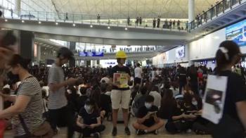 停飛結束!香港機場一早恢復作業