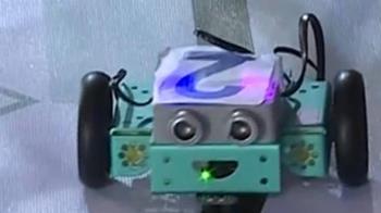 AI機器人翻轉教育!偏鄉童學寫程式、動手DIY