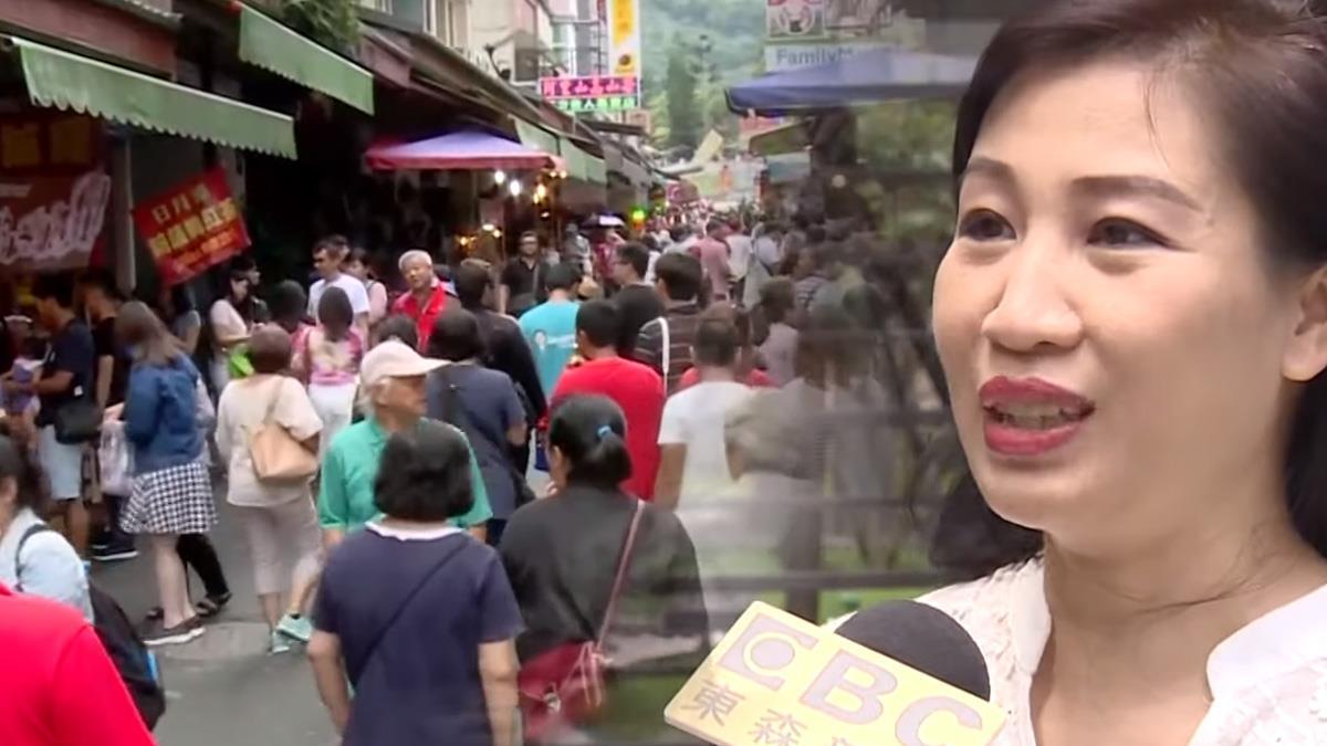 台灣觀光人數成長 東南亞旅客上升幅度最大