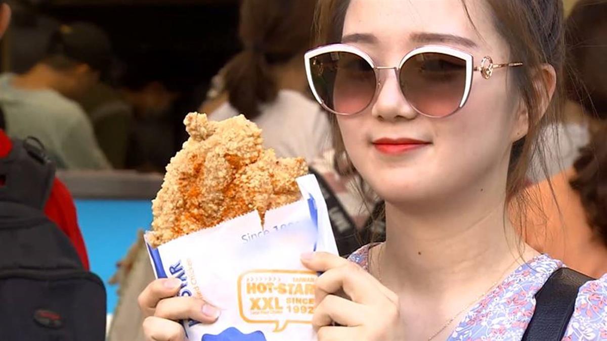 台灣風吹進韓國! 雞排、黑糖珍奶、三明治插旗首爾