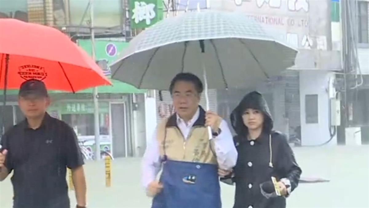 風雨趨緩!台南14日正常上班上課