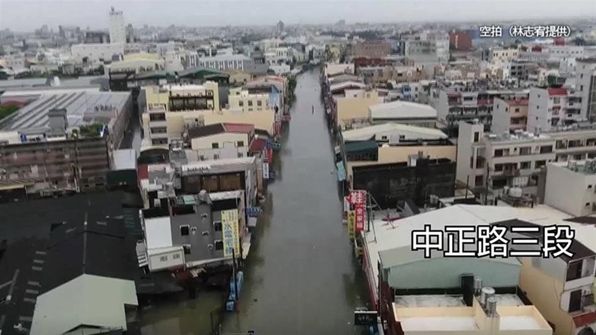 台南三爺溪大雨必淹!里長揭2大原因