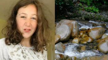 15歲少女開窗失蹤!10天後驚見…全裸陳屍河邊