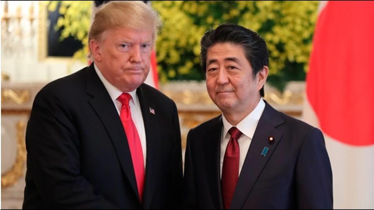 中國不買改逼日本買?傳川普要求安倍購買鉅額美農產品