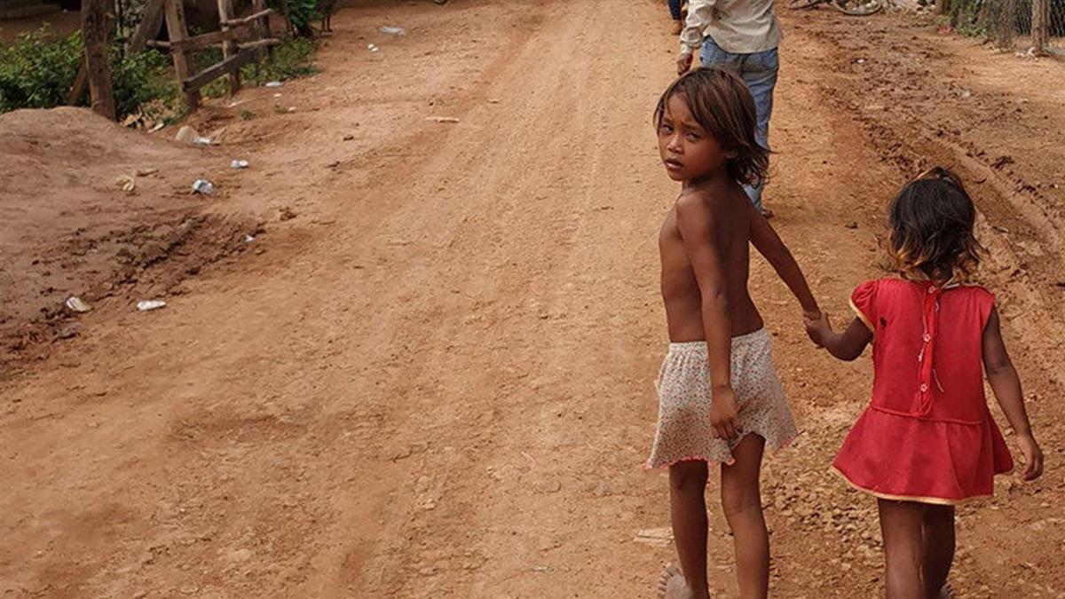 喝雨水衛生成隱憂!柬埔寨孩子的生存之戰